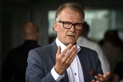 Jukka Moilanen vannoo, ettei edes tiennyt kokouspalkkioista.