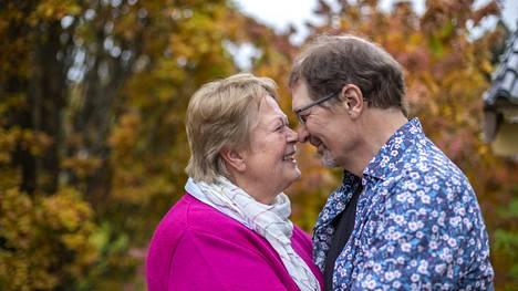 Porilaiset Helena ja Heikki Kovero elävät nyt avioliittonsa parasta aikaa. Kuluvan vuoden päätteeksi juhlitaan hopeahääpäivää.