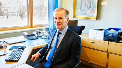Valkeakosken kaupunginjohtaja Jukka Varonen kisaa kahden muun kanssa Kemin kaupunginjohtajan paikasta.