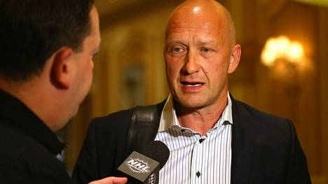 NHL-seura Columbus Blue Jacketsin GM on Jarmo Kekäläinen.