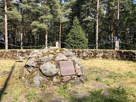 Myös Merikappelin muistomerkki tullee uudelle, Porin kiinnostavista kohteista kertovalle karttasivustolle.