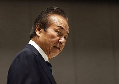 Haruyuki Takahashi ei halua paljastaa, mihin käytti saamansa miljoonat.