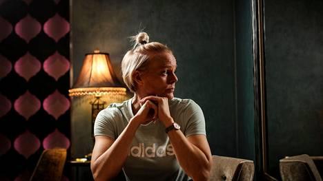 Hanna-Maari Päkk kertoi sitkeästä jalkavammastaan heinäkuussa 2020 kotikaupungissaan Jyväskylässä. Urheilu-uran jatkamisen kannalta vamma oli kohtalokas.