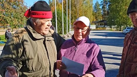 Tellervo Vehmasaho Kolhosta voitti Vilppulan venesatamassa järjestetyn laituripilkin sunnuntaina.
