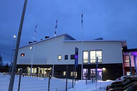 Nakkilan liikuntakeskuksessa oli avoimet ovet maanantaina 14. tammikuuta 2019.