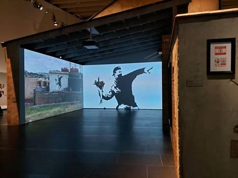 Banksy rikkoi aiemmat kävijäennätykset Göstassa.