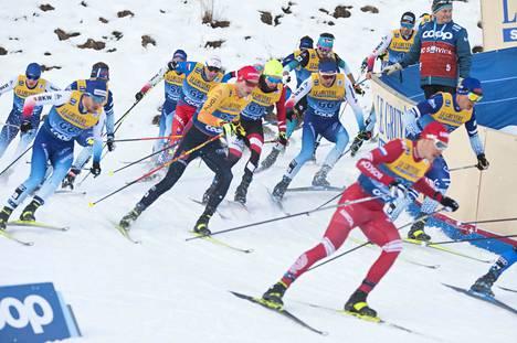 Tour de Skin avausetappi Sveitsin Lenzerheidessa muistutti mautonta vitsiä.