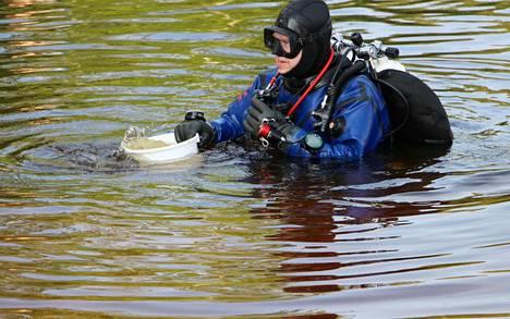 Rami Tuunainen iloitsee siitä, että kaupungin uimarannat ovat jatkuvasti siistiytyneet.