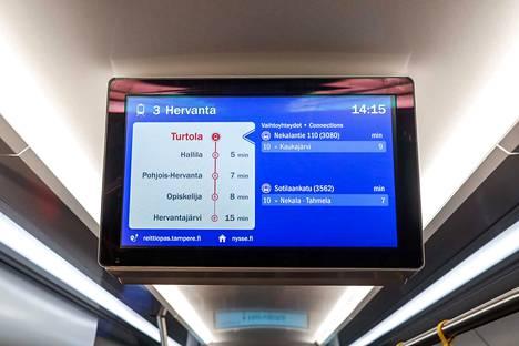 Yleissuunnittelussa ratkaistaan myös pysäkkien alustava määrä ja sijainti. Tampereella ratikan ensimmäisen vaiheen pysäkeillä on jo nimetkin.