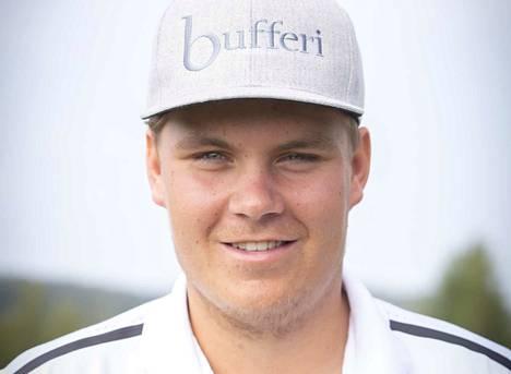 Sami Välimäki aloitti jo nuorena kiertämään kisoja ulkomailla.