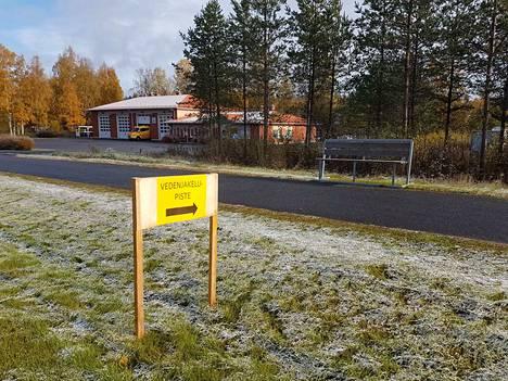 Talousveden säännöstely, keittäminen ja varaveden haku jatkuvat yhä Petäjäveden talousvesiverkoston alueella.