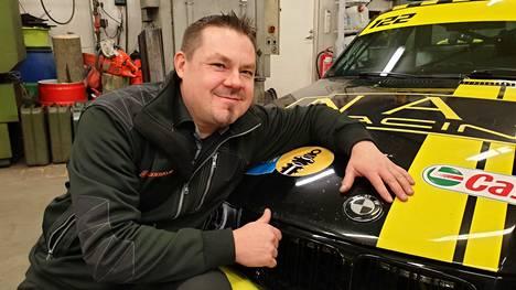 Petri Kalliokoski on ajanut pitkän tien nuoresta karting-kuljettajasta rata-autoilun Suomen cupin voittoon tiiminsä NAP Racingin kanssa.