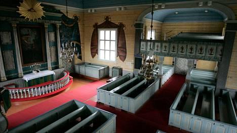 Karvian seurakunta liittyy Kankaanpään seurakuntaan vuoden 2023 alusta.