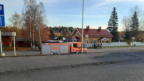 Onnettomuus tapahtui Tampereentiellä sairaalan lähellä.