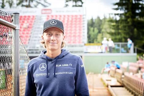 Emil Ruusuvuori on aloittanut kisavuotensa vahvasti.