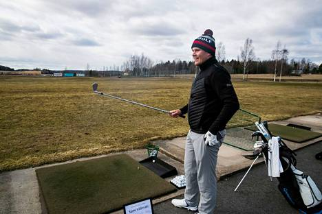 Sami Välimäki on vahvassa nousussa golfin maailmanlistalla.