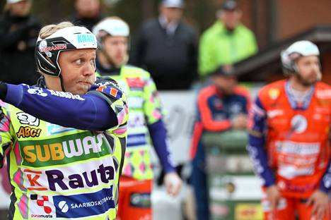 KaMan ainoat kaksi juoksua Kiriä vastaan löi Miikka Riikonen.