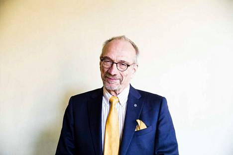 Nils Torvalds on jälleen Rkp:n ykkösehdokas.