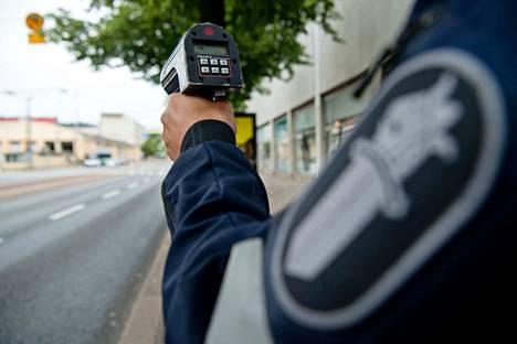 Poliisi tehovalvonnassa jäi kiinni useampi kuin vuosi sitten vastaavassa operaatiossa.