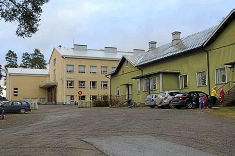 Peipohjan lakkautetun koulun lämmöt päätettiin katkaista loppuvuodesta.