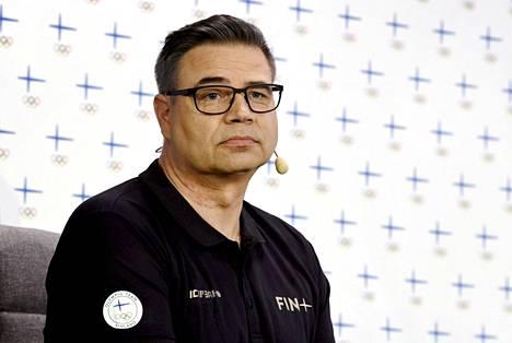 Olympiakomitean huippu-urheiluyksikön johtaja Mika Lehtimäki sanoo, että joukkueen koko ja lajikirjo ovat tärkeitä tason mittareita.