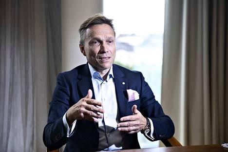 Timo Ritakallion mukaan  pankkeja koskeva sääntely on 20-kertaistunut Suomessa vuoden 2008 jälkeen