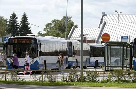 Aseman seutu pysäköintimahdollisuuksineen on myös kaupunkikehityksen painopisteitä tulevaisuudessa.
