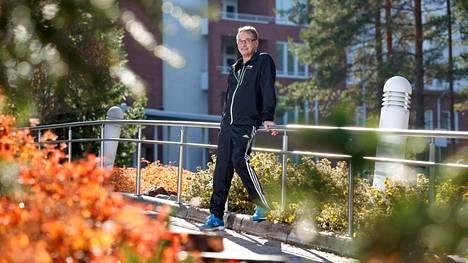 Markku Papunen on työskennellyt Kankaanpään kuntoutuskeskuksessa yli 20 vuotta. Ilman hyviä unenlahjoja hän ei olisi pystynyt työskentelemään koko tuota aikaa yötöissä.