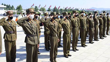 Pohjois-Korea järjesti viime viikolla 9. syyskuuta sotilasparaatin maan pääkaupunki Pjongjangissa. Poikkeuksellisesti paraatissa ei esitelty ohjuksia.