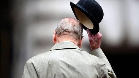 Prinssi Philipin hautajaiset järjestetään tänään. Prinssi Philip kuoli 99-vuotiaana.