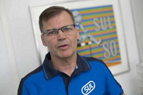 Kari Niemi-Nikkola toimii Urheiluliiton valmennuspäällikkönä.