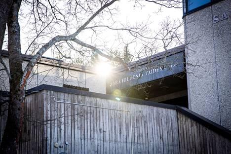 Särkänniemessä sijaitsevan museorakennuksen on suunnitellut Pekka Ilveskoski.