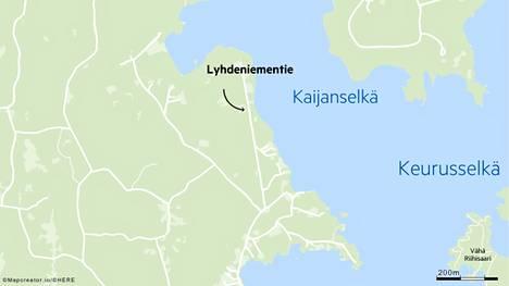 Palopaikka sijaitsee muutama kilometriä pohjoiseen Mäntän keskustasta.