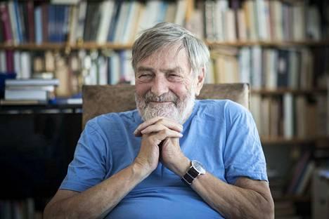 Claes Andersson oli tunnettu muun muassa kulttuurivaikuttajana.