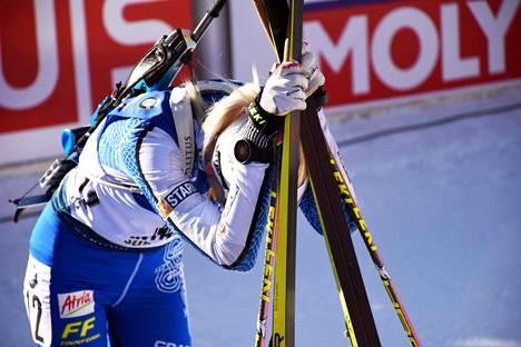 Joensuulainen oli 15 kilometrin kilpailussa sijalla 21.