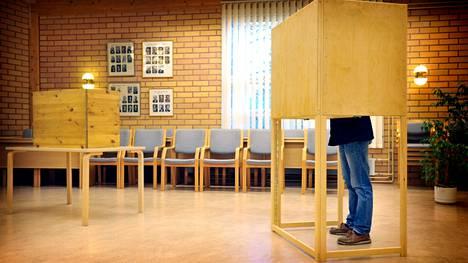 Äänestys lähestyy. Joko sinä tiedät ehdokkaasi?