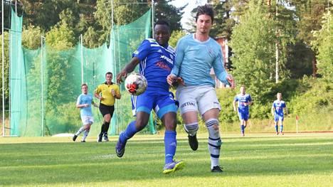 Tulevana kesänä KeuPan A-juniori-ikäiset pelaajat voivat edustaa myös FCV:n A-junioreita ja edustusjoukkuetta.