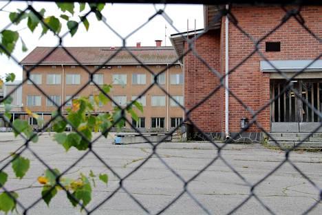 Seppolan vanha koulurakennus on ollut tyhjillään vuodesta 2012 alkaen.