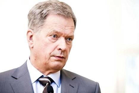 Tasavallan presidentti Sauli Niinistö matkustaa YK:n yleiskokoukseen ensi viikolla.