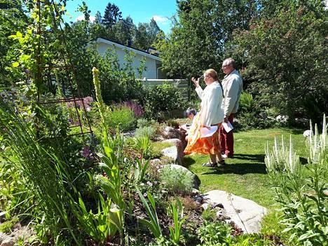 Ilmoittautuminen Avoimet puutarhat -tapahtumaan on alkanut. Puutarhat avautuvat kävijöille heinäkuussa.