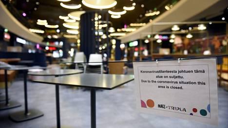 Matkailu- ja ravintola-alan etujärjestö arvioi, etteivät tiukat ravintolarajoitukset mahdollista illallisruokaravintoloille ja pubeille kannattavaa liiketoimintaa.