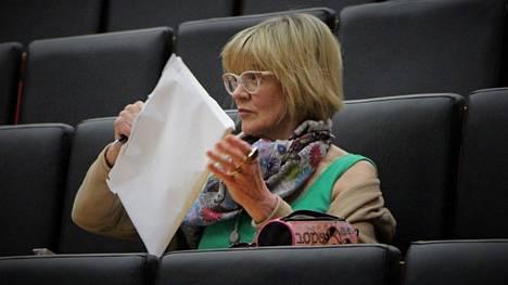 Ennen vasemmistoliittoa Kokemäellä edustanut Tarja Pitkänen kohautti taannoin lähtemällä kristillisdemokraattien ehdokkaaksi Harjavallassa.