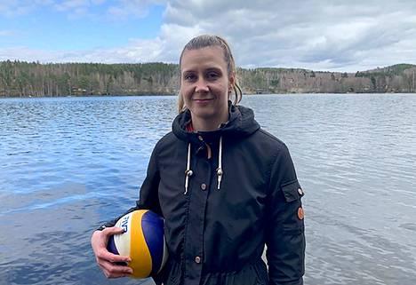 Kaisa Nyman on voittanut peräti seitsemän SM-kultaa.
