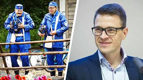 Ville Raatikainen kertoo, että perusopetuksen on oltava maksutonta. Hänen mukaansa tällä on vaikutuksia siihen, miten rahoja voidaan kerätä retkiin.