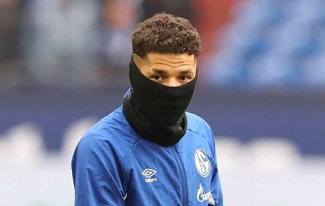 Schalken pelaajat saavat päättää, haluavatko he pelata vai eivät. Kuvassa Amine Harit.