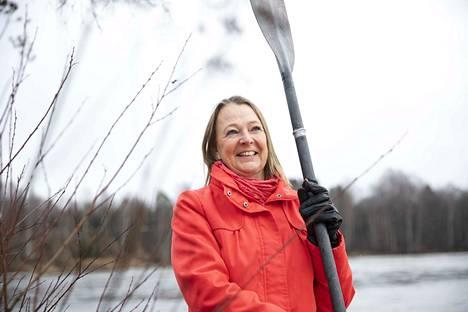 Marja Kares-Oksman.