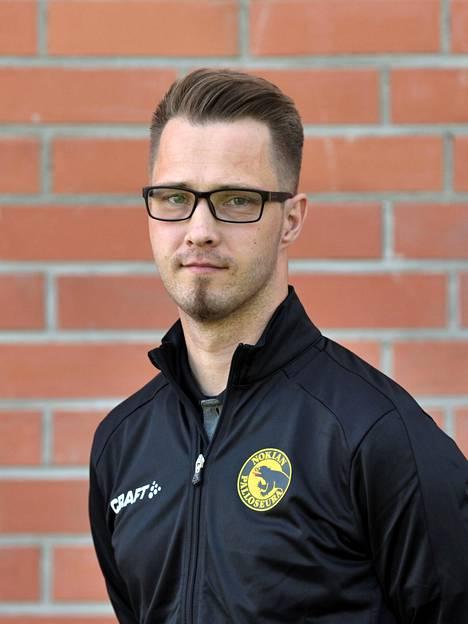 NoPSin edustusjoukkueen vastuuvalmentaja Markus Halme  näkee seurojen välisessä yhteistyössä paljon etuja.