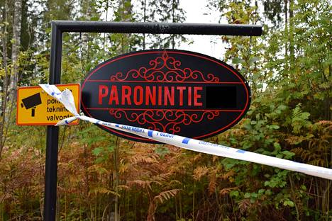 Poliisi suoritti kotietsintöjä myös esimerkiksi Porvoossa.