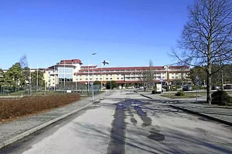 Naantalin Kylpylä.