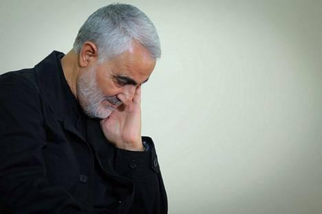 Iranin Quds-joukkojen komentaja Qassem Suleimani sai surmansa Yhdysvaltojen tekemässä raketti-iskussa Bagdadin lentoasemalla.